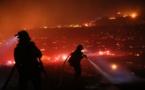 Les incendies s'étendent à travers la Californie  : Plus de 230.000 personnes ont dû quitter leur domicile