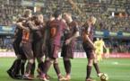 Le Barça rêve d'un matelas avant le clasico