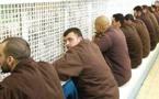 Plus de 7.000 Palestiniens croupissent dans les geôles israéliennes