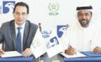 Accord OCP-Abou Dhabi Oil Company sur l'approvisionnement en soufre