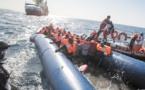 Les arrivées de migrants en Italie en baisse d'un tiers en 2017