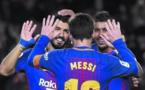 Le Barça  déroule avant d'accueillir Coutinho