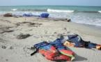 Une centaine de migrants disparus en Méditerranée