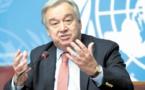 Antonio Guterres : La tenue au Maroc de la conférence sur le Pacte mondial sur les migrants, une occasion de renforcer les avantages de la migration