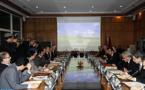 Séminaire de clôture du projet de jumelage Maroc-UE