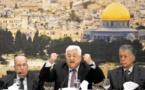 """Pour le président palestinien,  l'offre de paix de Trump est la """"claque du siècle"""""""