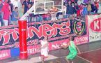 Championnat national de la seconde division de basketball : Lutte acharnée dans les deux poules
