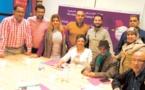 Rencontre des militants ittihadis à Barcelone