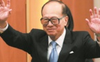 "Li Ka-shing, le ""Superman"" de Hong Kong, prend sa retraite"