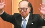 """Li Ka-shing, le """"Superman"""" de Hong Kong, prend sa retraite"""