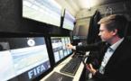Recours à l'arbitrage vidéo au Mondial russe