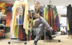 Loubna Ayouch une styliste marocaine au pays de Mandela