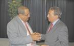 Driss Lachguar saisit l'Internationale socialiste à propos de la dérive terroriste du Polisario