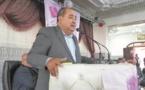 Le Premier secrétaire aux travaux du Conseil régional du parti de la région Tanger-Tétouan-Al Hoceima