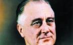 Ces stars sont atteintes de handicaps : F.D Roosevelt