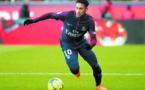 Des stars dans le rouge : Neymar