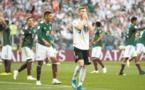 L'Allemagne tombe de son trône, le Brésil piétine