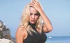 Des stars dans le rouge : Pamela Anderson