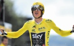 "Geraint Thomas Sang-froid gallois et sens de l'humour ""so british"""