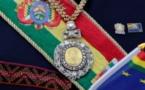 Insolite : Médaille volée