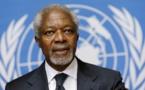 Kofi Annan, une vie pour les Nations unies