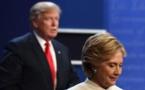 Trump accuse la Chine d'avoir piraté la messagerie de Hillary Clinton