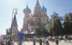 Le tour de Moscou en trois jours et quelques heures... (2/3)  : Moscou entre  l'ancien et le renouveau