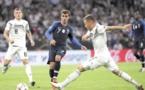 Ligue des nations : Les champions du monde français plient sans rompre en Allemagne