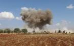Bombardements intensifs contre Idleb