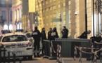 Agression à l'arme blanche à Paris
