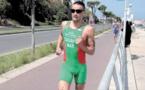 Participation de Badr Siwane au championnat du monde de triathlon