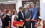 "Inauguration d'un bureau régional du programme :  ""Moucharaka Mouwatina""  à Agadir"