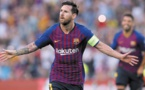 Ligue des champions  : Paris chute, Messi brille déjà