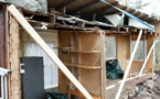 Insolite : Quatre mois de cabane pour un cabanon