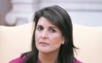 Nikki Haley, une étoile qui avait récemment pâli à l'ONU