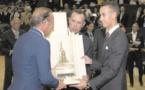 SAR le Prince Héritier Moulay El Hassan  a présidé la cérémonie de remise du Grand Prix de SM le Roi Mohammed VI de saut d'obstacles.