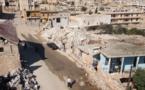Escalade entre régime et insurgés dans le nord de la Syrie