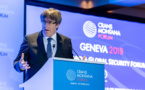 Un an après l'échec de la sécession, Puigdemont lance un parti
