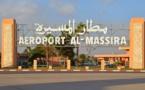 Arrivée à Agadir du premier vol charter en provenance de Biélorussie