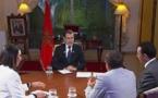 Saad Dine El Otmani fait le tour de l'actualité sur Médi 1 TV et Al Aoula