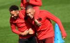 Le PSG prépare le choc de Naples dans les turbulences