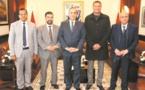Habib El Malki reçoit les membres de la commission des pétitions à la Chambre des représentants