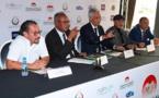 Présentation des participants aux championnats arabes juniors et dames de golf