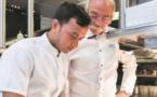 Sur la Côte d'Azur, un apprenti cuisinier en or venu du Bangladesh