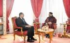 S.M le Roi nomme Ahmed Réda Chami président du CESE