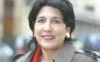 Salomé Zourabichvili, une ex-diplomate française devenue la 1ère femme présidente de Géorgie