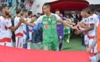 Première défaite de la saison du Raja à Rabat