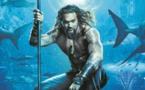 Aquaman en tête du box-office