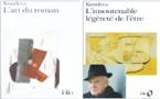 Milan Kundera, un romancier intellectuel