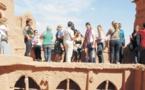 Progression de +8,5% du nombre de touristes
